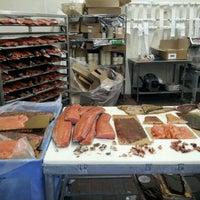 Photo taken at Acme Smoked Fish by Jeremy M. on 12/9/2011