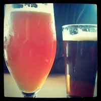 Photo taken at Central City Brew Pub by Tara W. on 5/12/2012