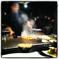 Photo taken at Wasabi Japanese Steakhouse by Jeremy D. on 10/20/2011