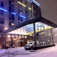 Photo taken at Aloft Arundel Mills by D L. on 1/27/2011