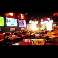 Photo taken at Buffalo Wild Wings by jac 0. on 9/11/2012