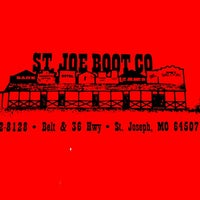 Photo taken at St Joe Boot by Willie K. on 11/10/2011