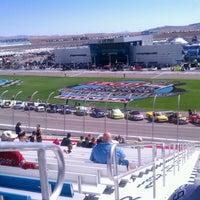 Photo taken at Las Vegas Motor Speedway by Jim on 10/16/2011