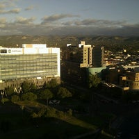 Photo taken at Hilton Adelaide by SHAHRUL H. on 12/11/2011