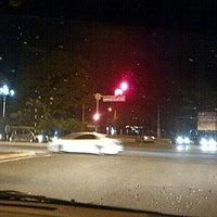 Photo taken at pintu gerbang bandar melaka by Khairul I. on 11/6/2011