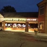 Photo taken at Buffalo Wild Wings by Nick J. on 4/29/2012
