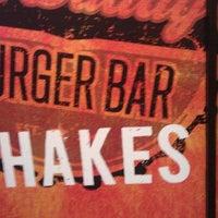 Photo taken at Bad Daddy's Burger Bar by Mijai W. on 11/14/2011