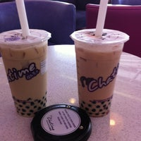 Photo taken at Chatime by Julia E. on 5/27/2012