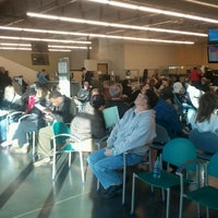 Photo taken at Johnson County Motor Vehicle Office by Ziggy on 1/3/2012