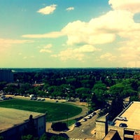 Photo taken at Room At The Top (RATT) by UAlberta on 5/27/2011