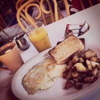Photo taken at Rachel's Bakery & Restaurant by David S. on 6/28/2012
