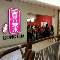 Photo taken at Gong Cha (貢茶) by Sit D. on 12/23/2011