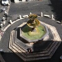 Photo taken at Piazza della Madonna dei Monti by Fabio P. on 7/24/2011