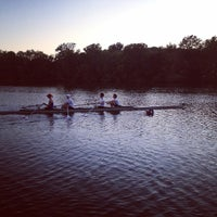 Photo taken at Texas Rowing Center by Umyot B. on 10/26/2011