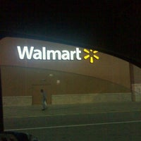 Photo taken at Walmart Supercenter by Nakeeta k. on 12/24/2011