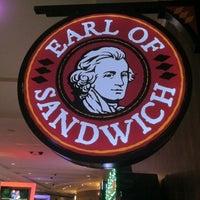 Photo taken at Earl of Sandwich by Paul D. on 9/20/2011