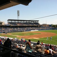 Photo taken at Harbor Park by Mark R. on 6/30/2011