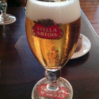 Photo taken at Belgian Beer Café Brussels by Jack in the web on 2/8/2012