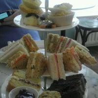 Photo taken at Grayz Tea Room by Neil E. on 3/24/2012
