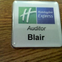 Photo taken at Holiday Inn Express Lancaster-Rockvale Outlets by Blair M. on 2/8/2012