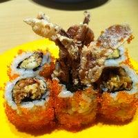 Photo taken at Sushi Tei by Emily C. on 4/3/2011