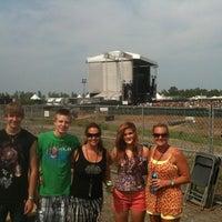 Photo taken at Dave Matthews Band Caravan At Lakeside by Rhonda Y. on 7/10/2011