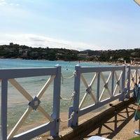 Photo taken at La Taverna del Mar by Marta C. on 8/8/2011