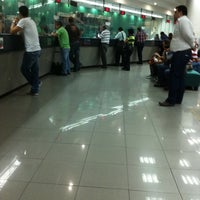 Photo taken at Banesco by Miguel S. on 1/10/2012