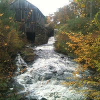 Photo taken at Moore State Park by Mike D. on 10/23/2011