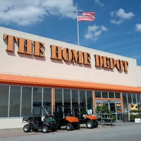 Photo taken at The Home Depot by Joey T. on 6/16/2012