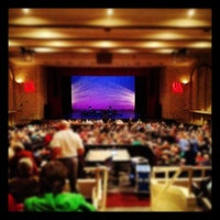 Photo taken at Centennial Hall by Josh H. on 2/20/2012