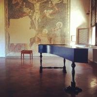 Photo taken at Casa Romei by Emanuele B. on 6/19/2012