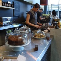 Photo taken at Bench Espresso by James M. on 9/1/2012