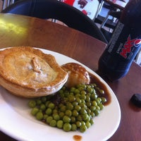 Photo taken at Newtown Pies by Tony C. on 1/2/2012