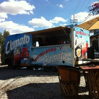 Photo taken at Los Clamatos by Choco G. on 2/18/2012
