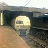 Photo taken at NJT - Northeast Corridor Line (NEC) by Sean B. on 12/29/2011