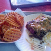 Photo taken at Willy Burger by Charlie F. on 10/29/2011