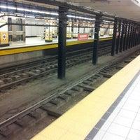Photo taken at SEPTA BSL/TRL Girard Station by Robb S. on 7/23/2012