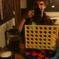 Photo taken at The 806 Coffee + Lounge by Josiah M. on 12/31/2011