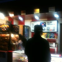Photo taken at Jackson Heights Cinema by Abiola A. on 3/3/2012