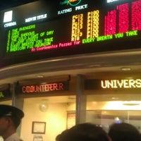 Photo taken at Glorietta 4 Cinema 6 by Mario S. on 5/16/2012