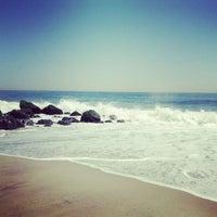 Photo taken at Long Branch Beach by Alexandra B. on 5/19/2012