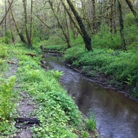 Photo taken at Tryon Creek State Park by Bryce F. on 5/2/2011