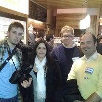 Photo taken at Link@Sheraton Café by Imrich T. on 4/16/2012
