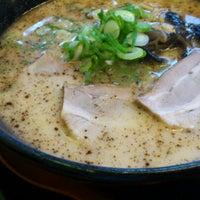 Photo taken at らー麺 藤平 枚方茄子作東店 by Taka A. on 1/9/2012