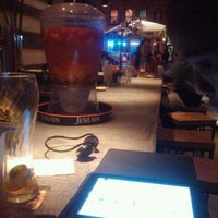 Photo taken at Bier International by Harlem A. on 9/14/2011