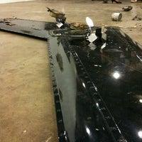 Photo taken at Abrons Art Center by BoscoMonkey on 12/17/2011
