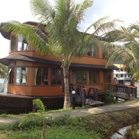 Photo taken at Koh Chang Grand Lagoona Resort by Angelina D. on 1/27/2012