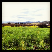 Photo taken at Frog's Leap Winery by Tara C. on 2/28/2012