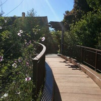 Photo taken at Visitacion Valley Greenway by Amanda H. on 9/18/2011